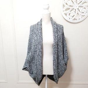 Zara knit size M chunky open cardigan
